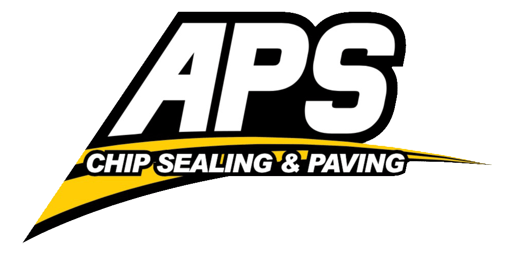 APS Chip Sealing and Paving Logo
